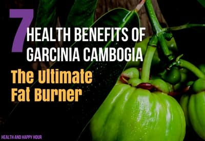 garcinia cambogia fat burner health benefits