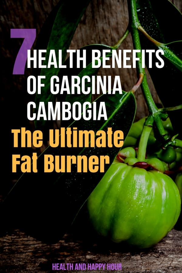 Garcinia Cambogia is one of the best-selling weight loss supplements on the market! Learn more about it's proven health benefits to help you lose weight! | Health and Happy Hour