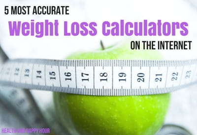 5 Most Accurate Weight Loss Calculators on the Internet