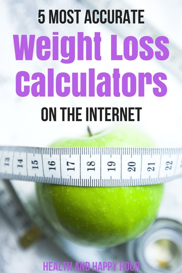 The problem might be that you're taking in too many calories and not burning them off fast enough to lose weight. A weight loss calculator can help you better identify the problem. | Health and Happy Hour