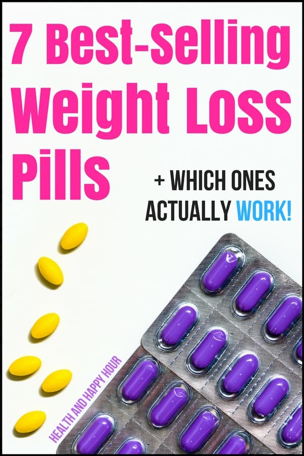 There are probably more weight loss pills on the market than pounds that need to be shed. Okay, that's obviously an exaggeration, but you get my drift. Even with reviews, it can be really hard to sort through the good and bad supplements out there today. | Health and Happy Hour