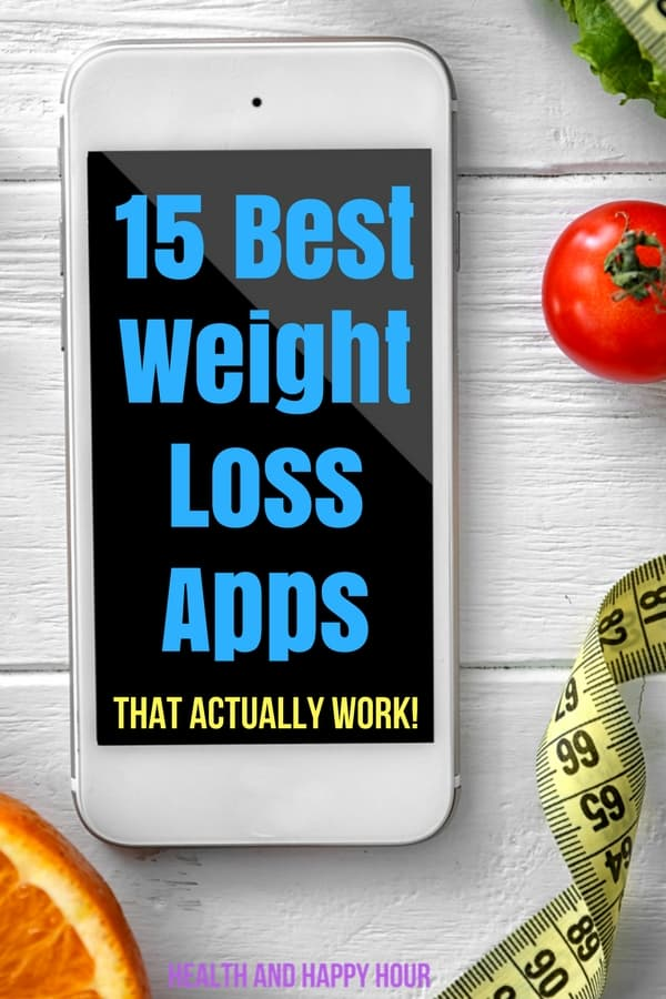 Cell phones make losing weight a lot easier because of all the incredible weight loss apps you can download. Any help is good help, but there are so many apps out there that it can be a little overwhelming and sometimes confusing to begin. | Health and Happy Hour