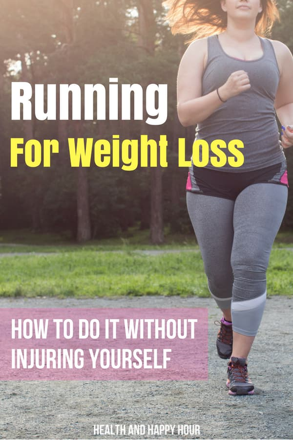 If you're looking to start running for weight loss, it's important to make sure that you take the right steps beforehand to make sure that you don't injure yourself. An injury will only put you that much further away from losing the weight. | Health and Happy Hour