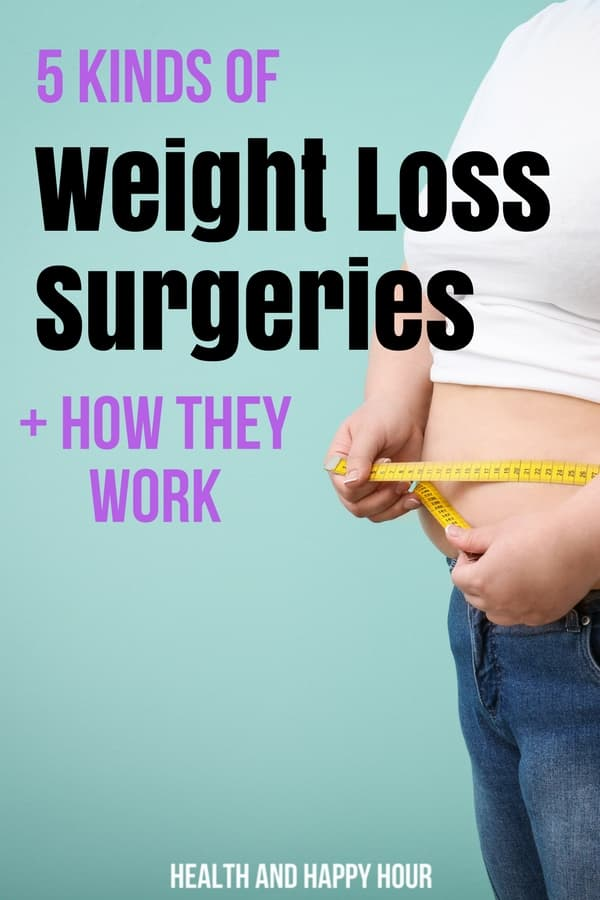 When doctors first started to offer weight loss surgeries, also called bariatric surgery, they did it to help people lose weight. Find out more about the multiple health benefits (and in come cases, risks) involved plus how they work. | Health and Happy Hour